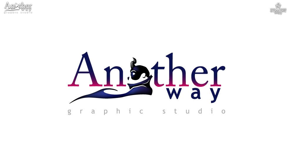 Another way - pierwsze logo firmy
