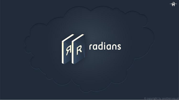 Radians - logo główne