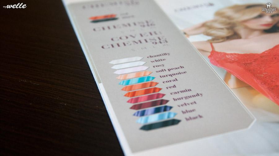 Katalog bielizny myWelle