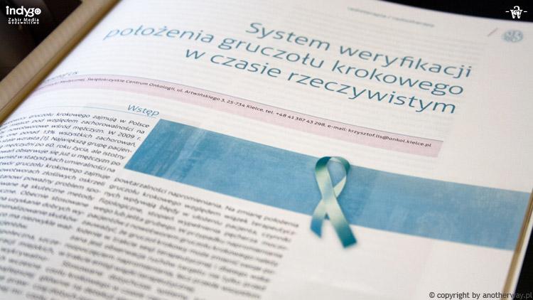 Inzynier iFizyk Medzyczny numer 2/2012 - strona tytułowa artykułu - skład, łamanie tekstu iprojekt