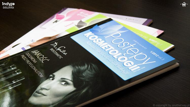 Postępy Kosmetologii - Skład iłamanie tekstu