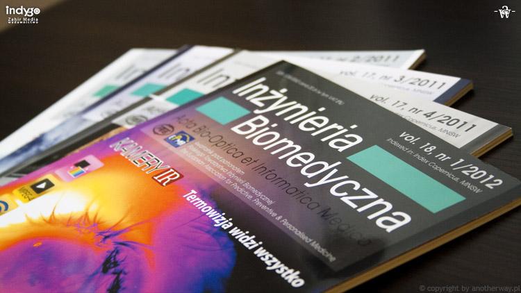 Inżynieria Biomedyczna - Skład iłamanie tekstu